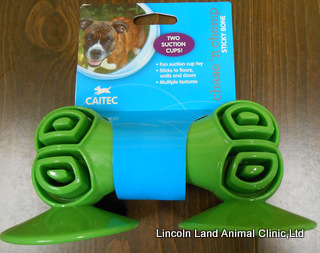 Caitec's Chase and Grab is used at Lincoln Land Animal Clinic, Ltd. Jacksonville, IL 62650. 217-245-9508